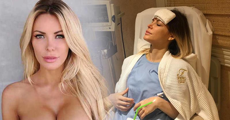 Жена основателя «Playboy» избавилась от имплантатов!