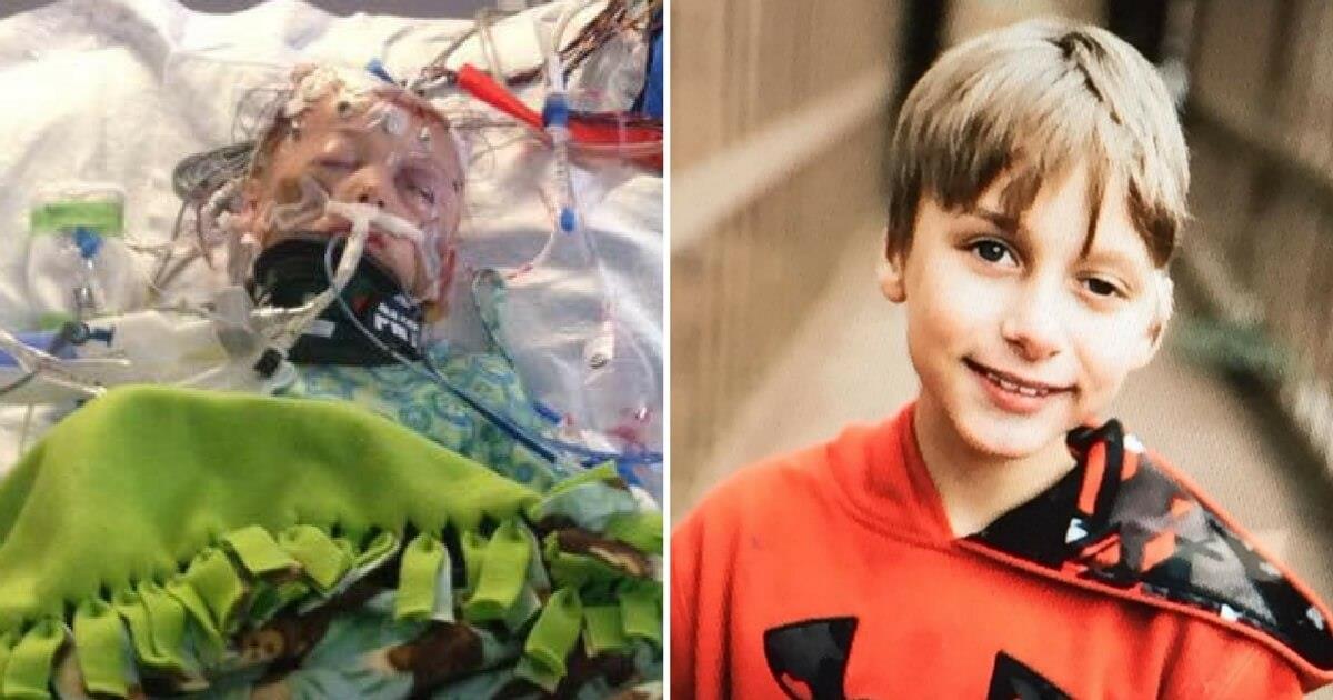 27-летняя мать выстрелила из ружья в своих сыновей: один из мальчиков чудом выжил. Ребенок три года пролежал в больнице!