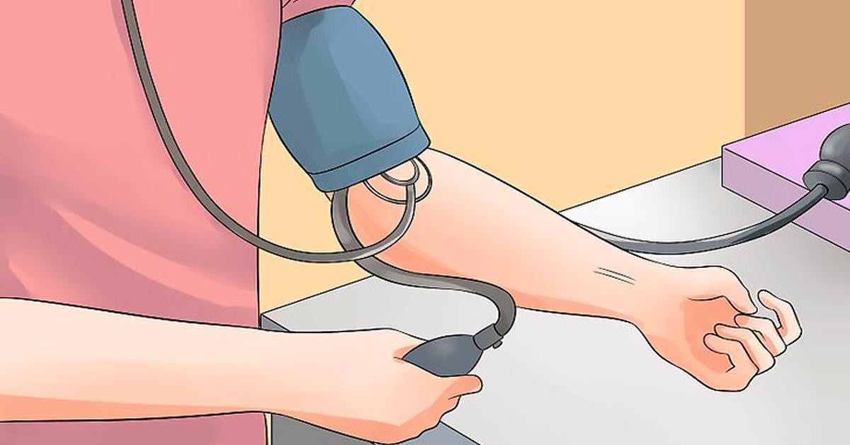 Если вы страдаете от гипертонии, тогда вам стоит попробовать эти 5 простых трюков!