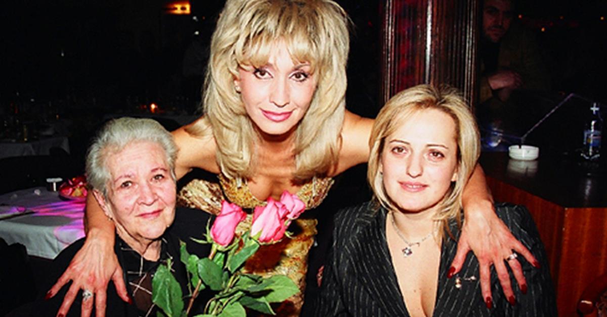 Ирина Аллегрова спела для своей мамы и дочери! Самые счастливые слезы…