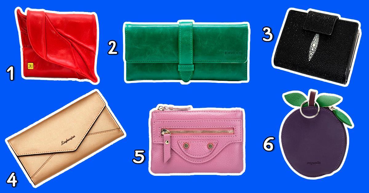 Выберите свой кошелек, и узнайте кое-что интересное!