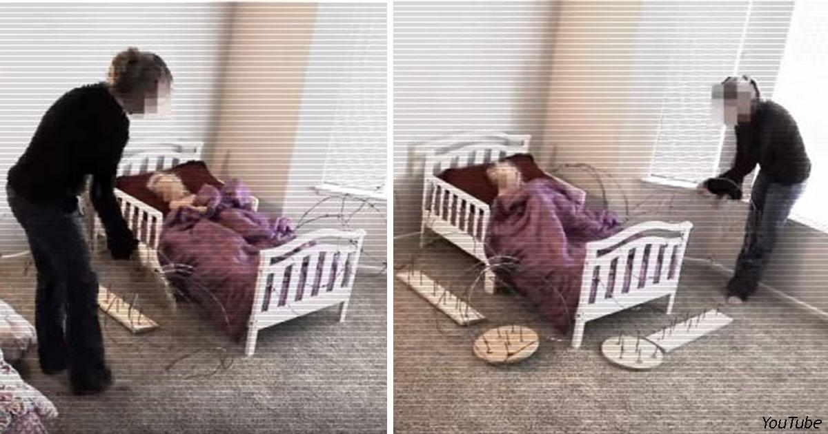 Знакомьтесь: няня, которая превратила спальню ребенка в концлагерь