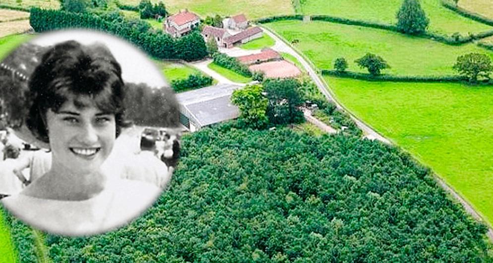 После гибели жены он высадил 6 000 дубов у своего дома!