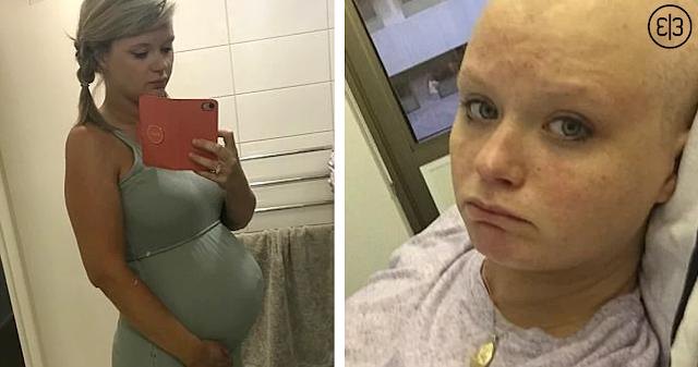 Девушка думала, что беременна, а родила раковую опухоль!