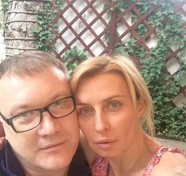 Сенсация 51-летняя Овсиенко готовится родить ребенка!
