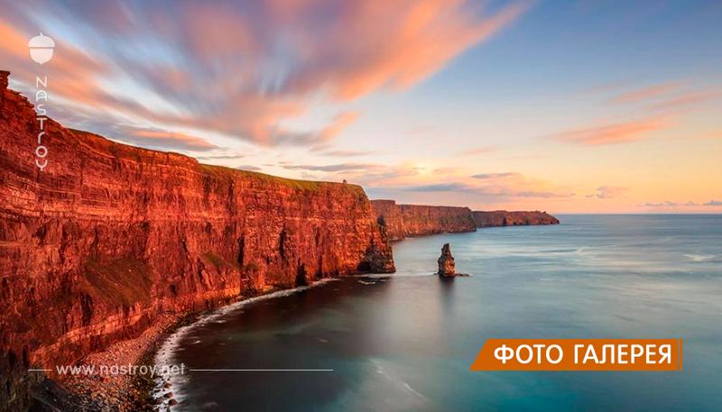Красота Ирландии, при естественном освещении.