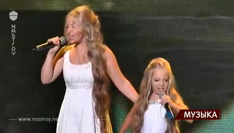 Сестры покорили всю Сеть, спев легендарную песню.