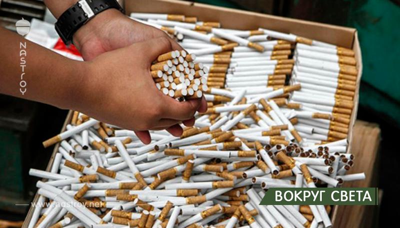Из чего делают сигареты?