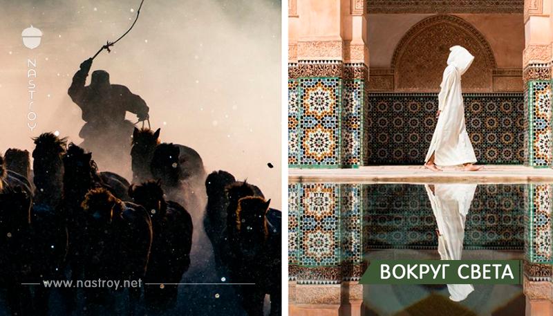 Победители конкурса National Geographic Traveler Photo 2016!