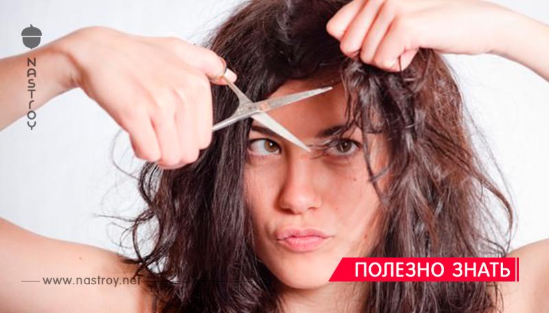 Есть примета: стричь волосы — менять свою жизнь!