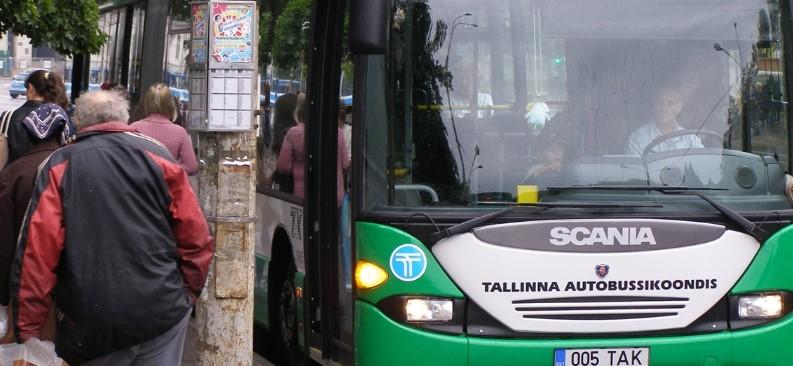 В Эстонии теперь бесплатный общественный транспорт. Так решили депутаты