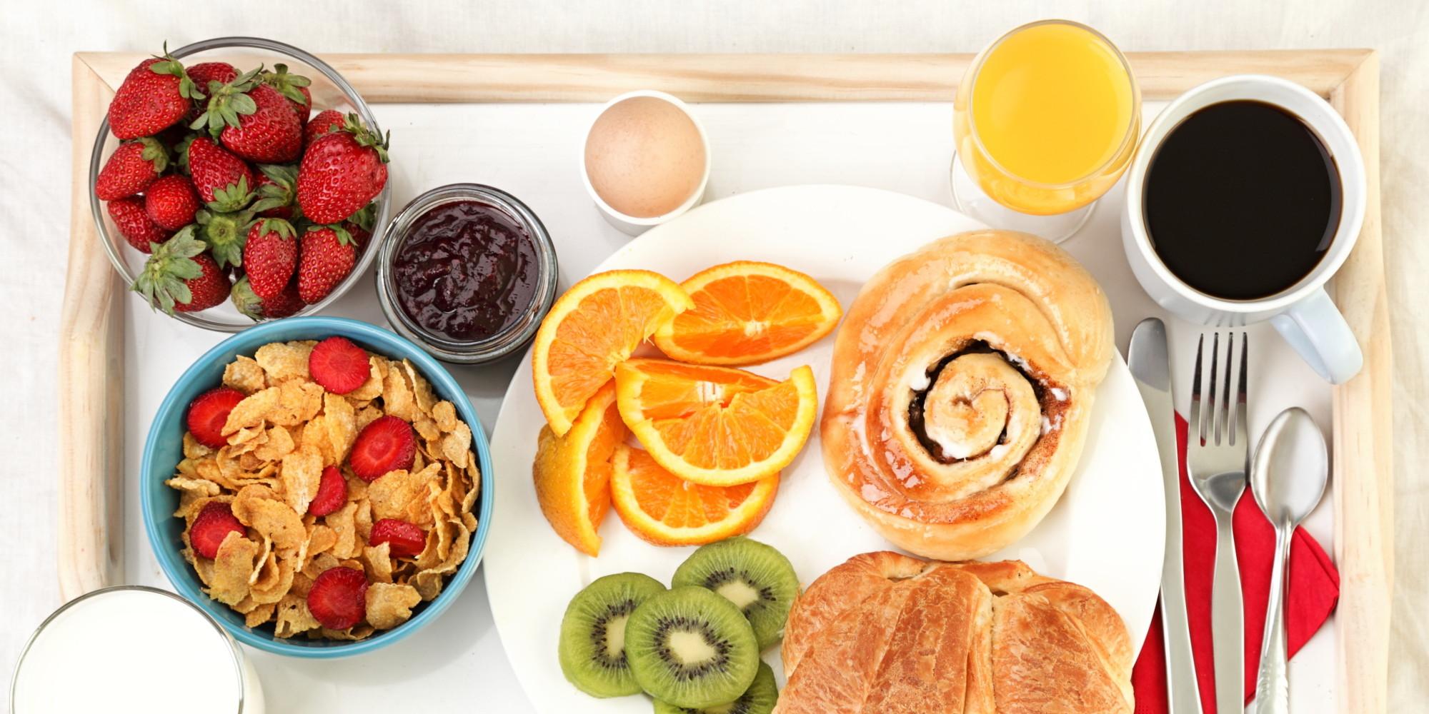 Эти 6 продуктов не стоит есть на завтрак, если вы хотите быть здоровыми и стройными!