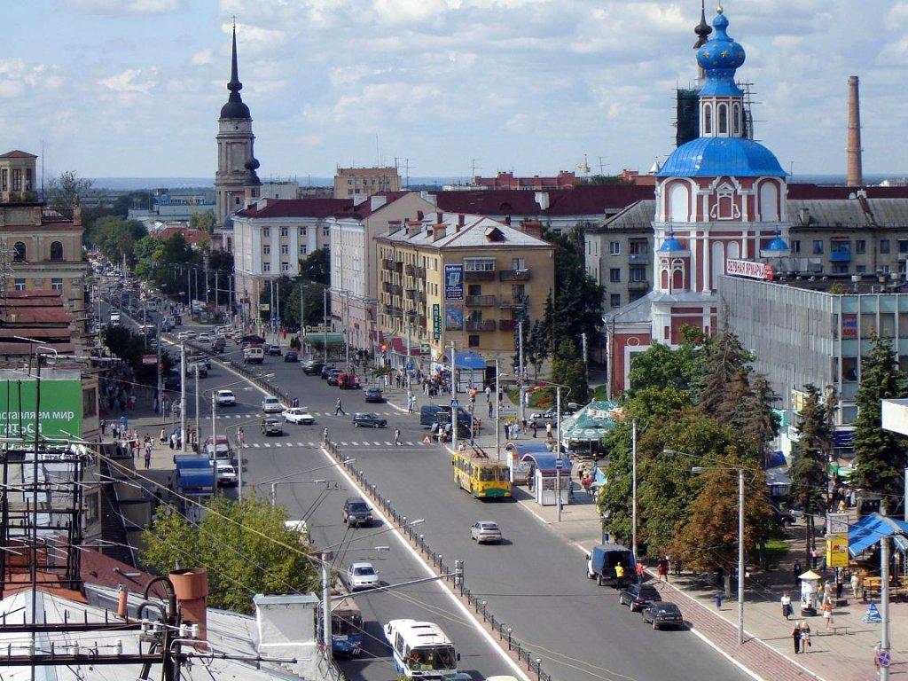 Маршрут Москва – Калуга: расстояние в км, время в пути, как доехать