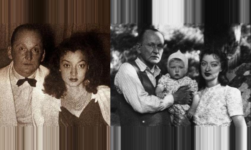 Анастасия Вертинская биография личная жизнь семья муж дети фото