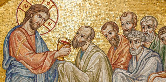 Почему вино — это кровь, а хлеб — тело Христа?
