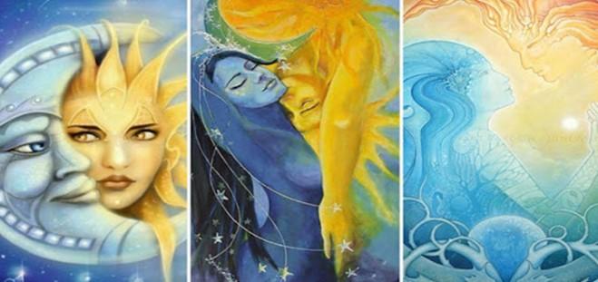 Выберите изображение и получите свое духовное послание! Волшебный тест!