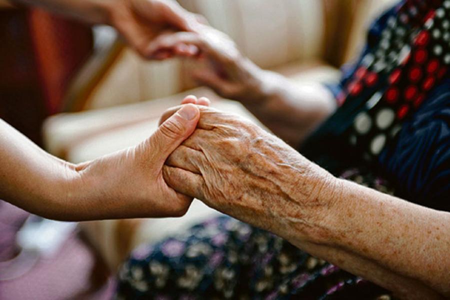 Письмо 90 летней старушки своей соседке!