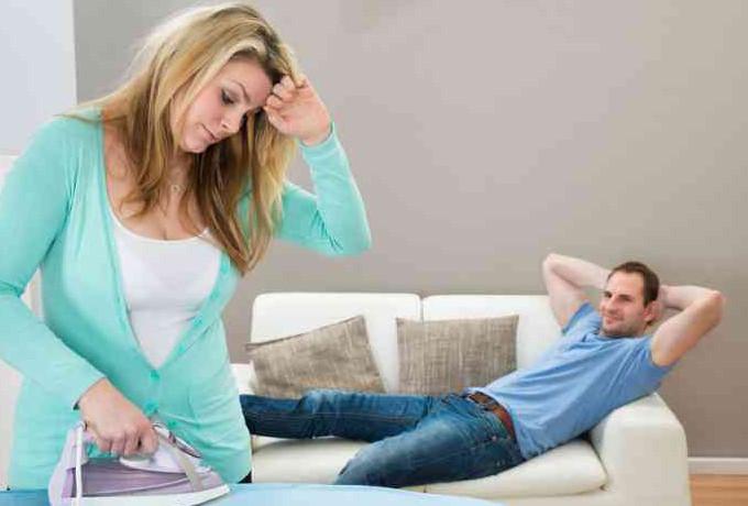 Мужья вызывают у жен вдвое больше стресса, чем дети!