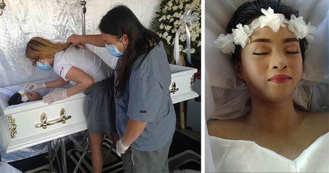 Девушка которая болела раком, хотела умереть красиво!