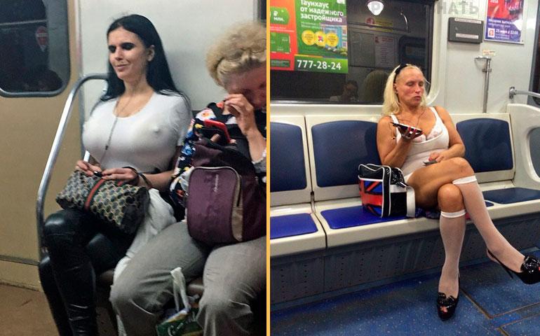 15 фото которые докажут, что так  могут одеваться только в России!