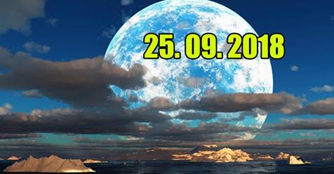 25 сентября — Важное Полнолуние!
