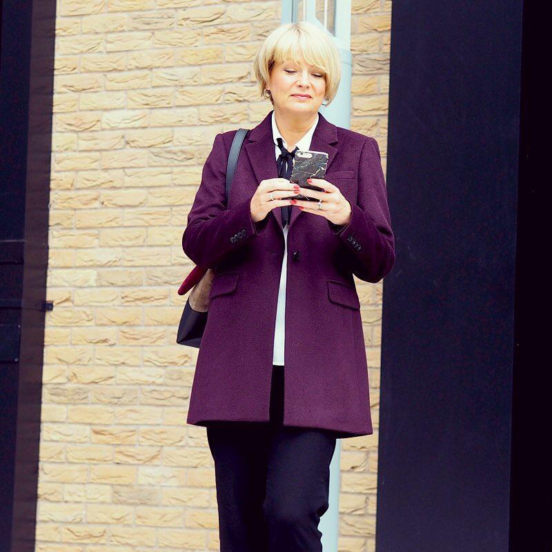 Лучшие пальто для женщин 45+: 5 важных правил!