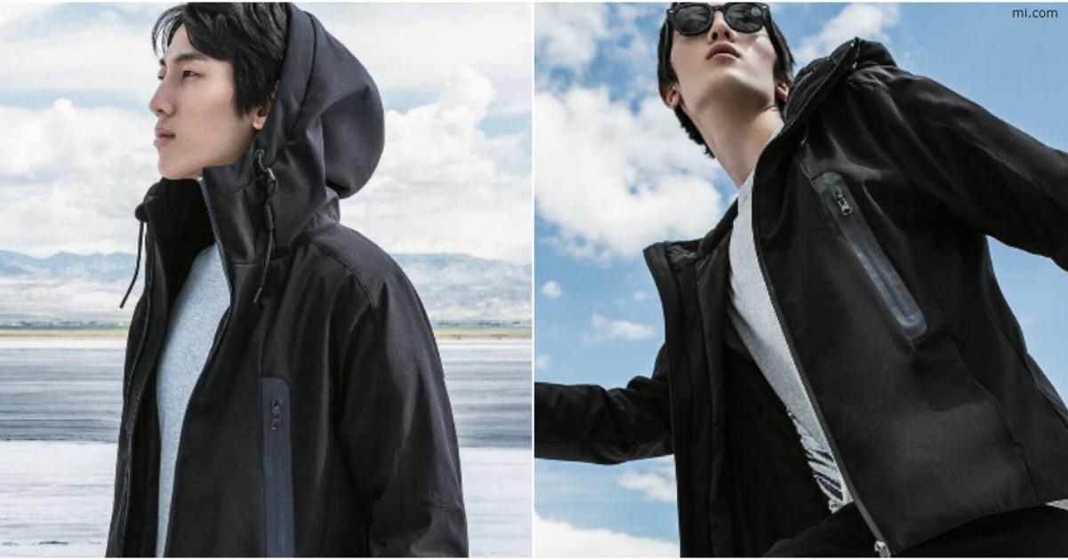 Xiaomi сделал ВСЕсезонную куртку за    и она восхитительна!