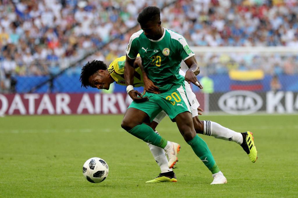 Бальде Кейта: карьера молодого сенегальского футболиста