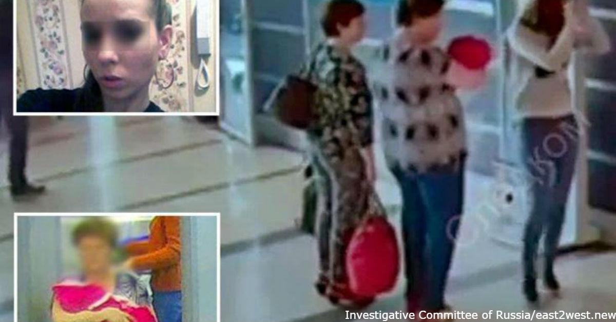 За столько 25 летняя ″мать″ из России продала свою 9 летнюю дочь