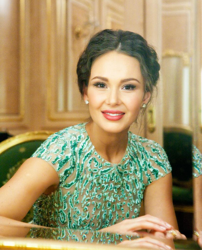 Гарифуллина Аида Эмилевна, оперная певица: биография, личная жизнь, творчество