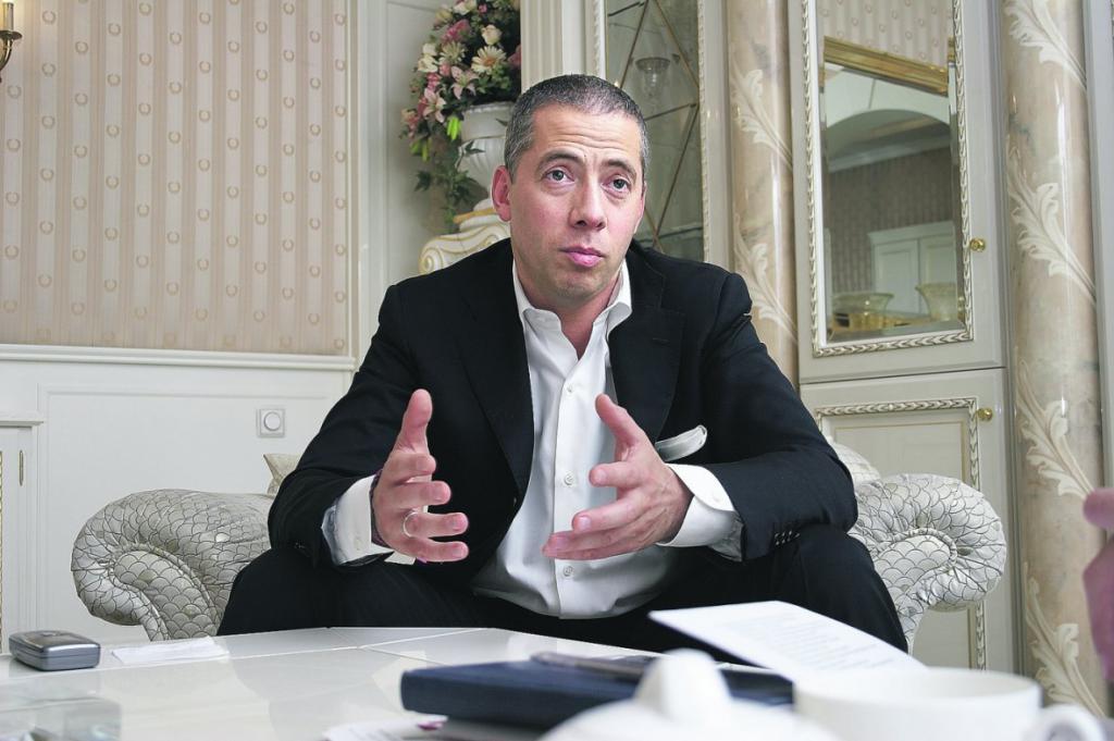 Ресторатор Новиков Аркадий Анатольевич: биография, семья, карьера