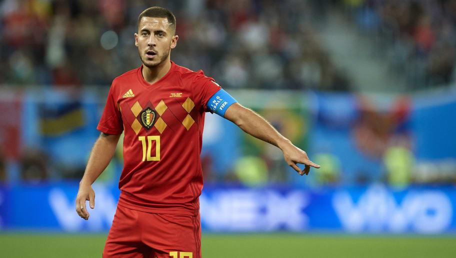 Эден Азар: карьера бельгийского футболиста