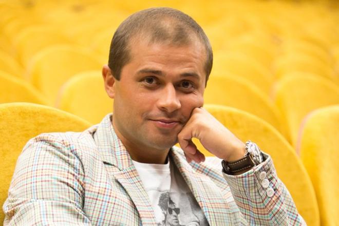 Андрей Молочный, биография, личная жизнь, проекты