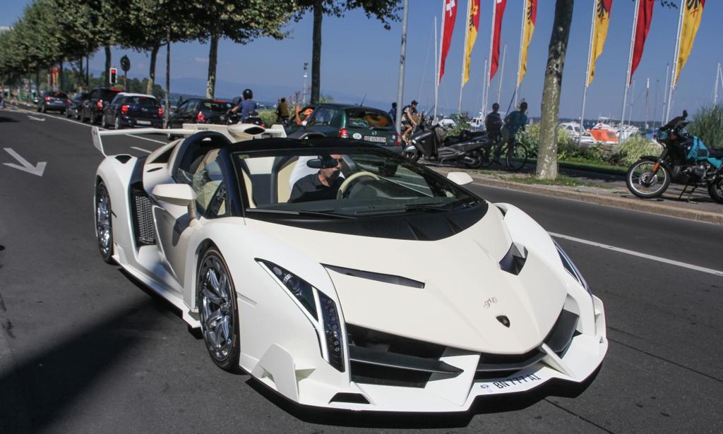 Самые дорогие автомобили: обзор, рейтинг