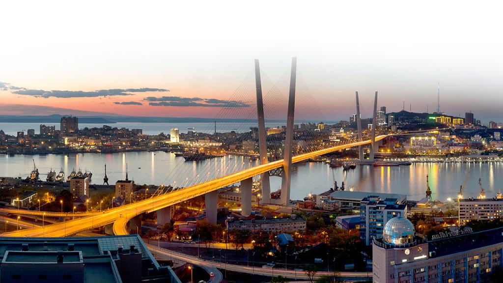 Маршрут Владивосток – Москва: поездом – интересней!