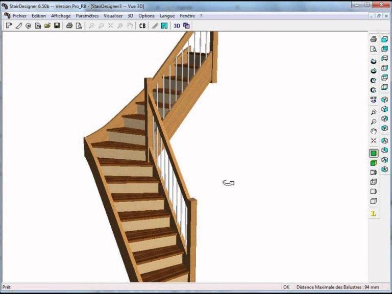 программа для деревянной лестницы