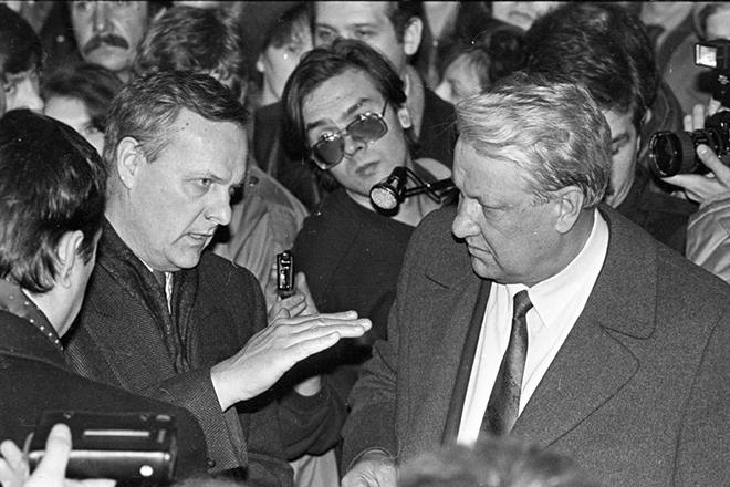 Анатолий Собчак: биография, политическая карьера, дата и причина смерти