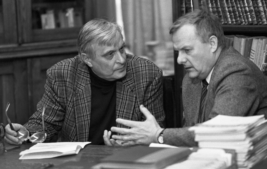 Анатолий Собчак: биография, личная жизнь, карьера, дата и причина смерти