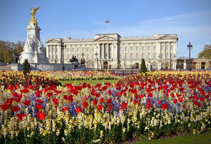 24 гигантских дворца, в которых живут правители разных стран мира