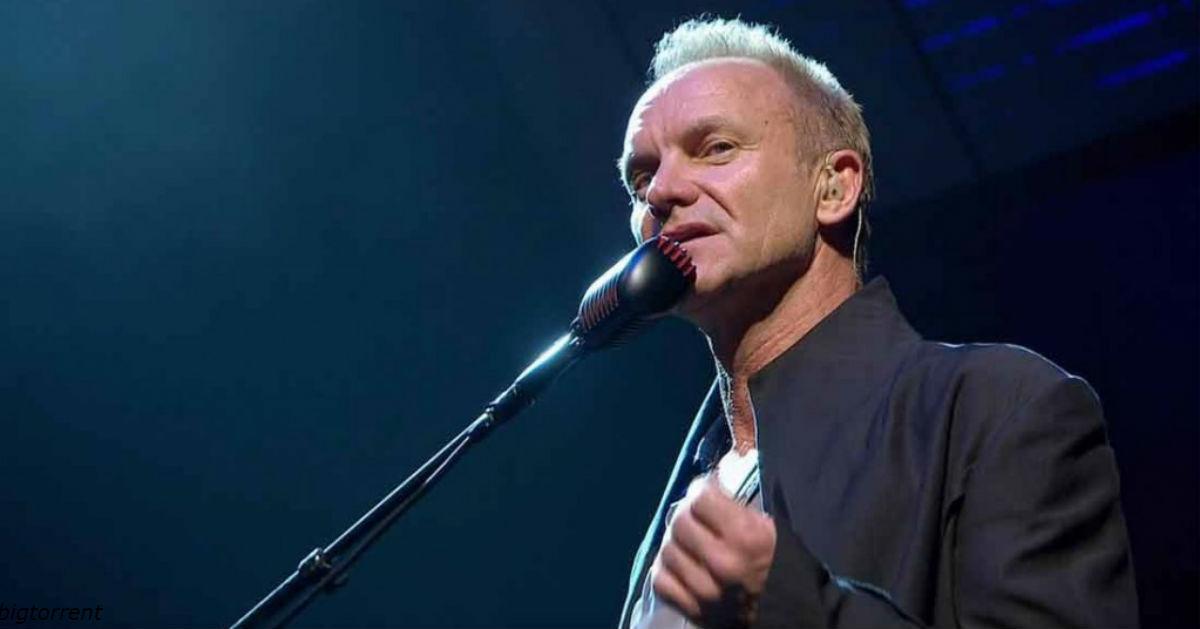 Стинг отменил концерты в России: ″Буду выступать для нормальной публики!″