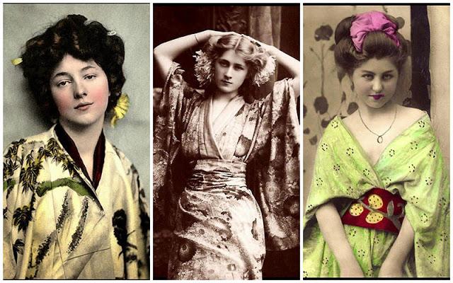 У Богатых Японских Женщин Существовала Традиция Нанимать Слуг Для Того, О Чем Не Принято Упоминать В Приличном Обществе…