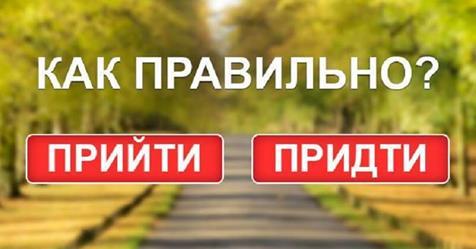 Ваш родной язык – русский? Значит, вам ЭТИ ошибки непростительны!