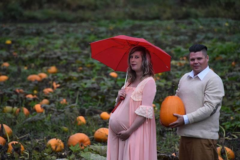 Это ЧУЖОЙ! Беременная женщина «родила» монстра