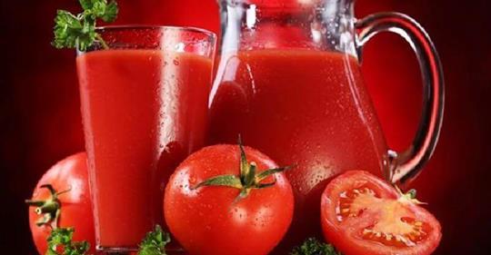 Что с вами будет, если пить томатный сок каждый день?