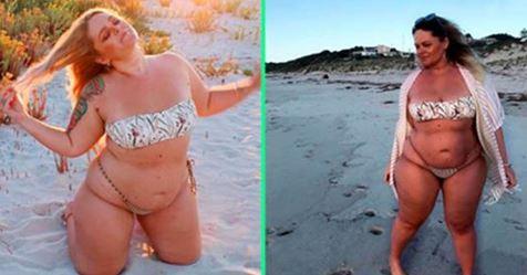 Подборка аппетитных дам, которые сексуальны и с лишними кг!