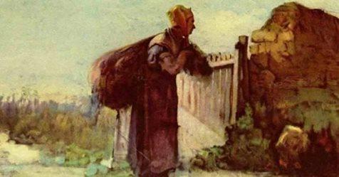ПРИТЧА О ЖЕНЩИНЕ, КОТОРАЯ ОЧЕНЬ ПЕРЕЖИВАЛА ЗА СВОЕГО РЕБЁНКА
