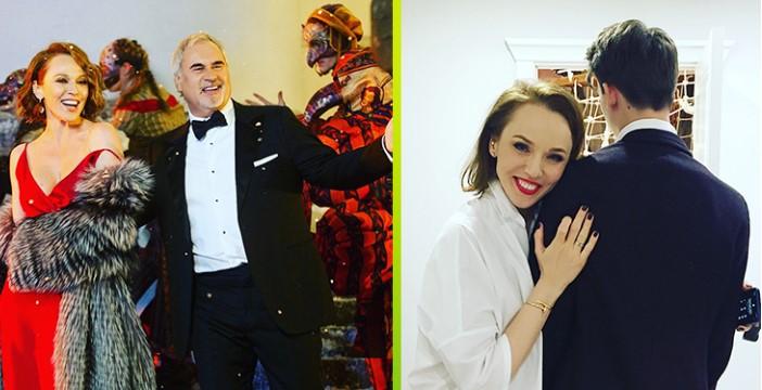 В сети появились фотографии старшего сына Валерия Меладзе и Альбины Джанабаевой. Парень вырос настоящим красавчиком