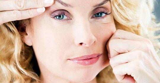 5 лучших природных средств для устранения провисание кожи и морщин! Они вернут вашей коже упругость и молодость!