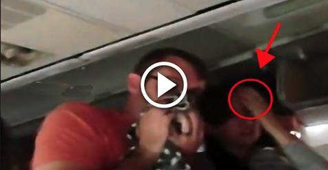 ШОК! Видео изнутри падающего самолета