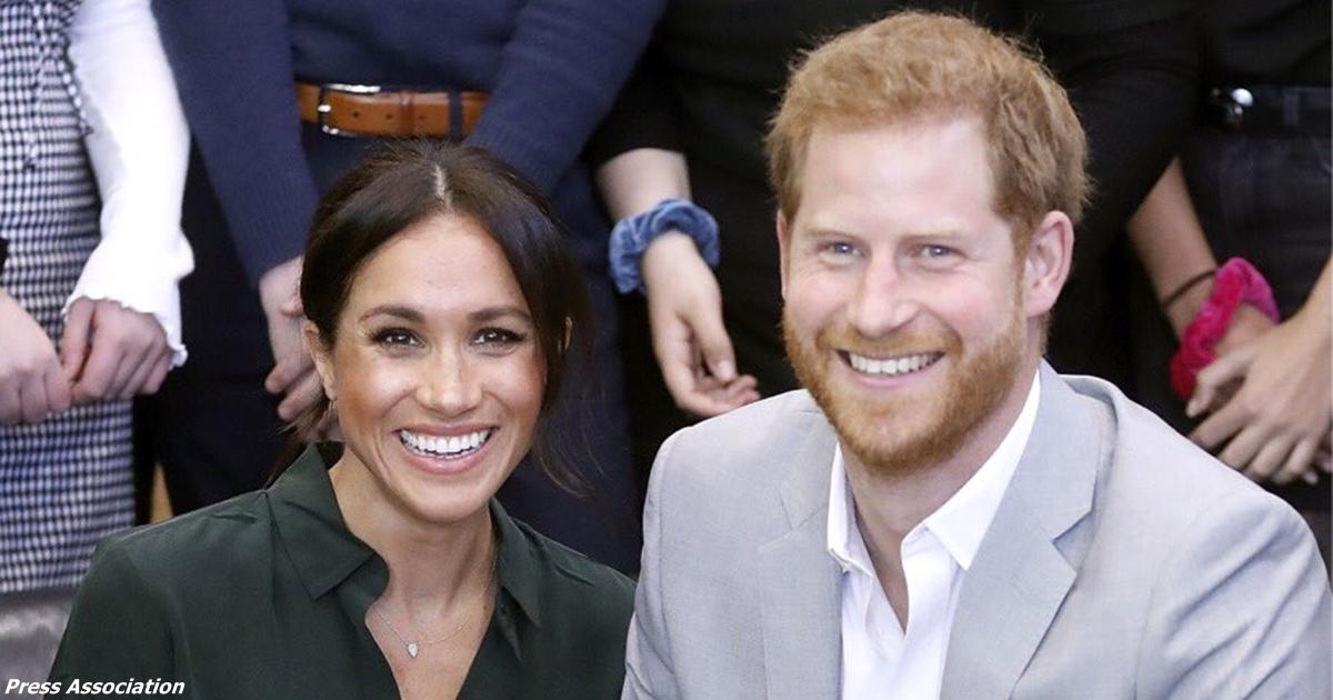 Меган Маркл, жена принца Гарри, беременна своим первым ребенком!